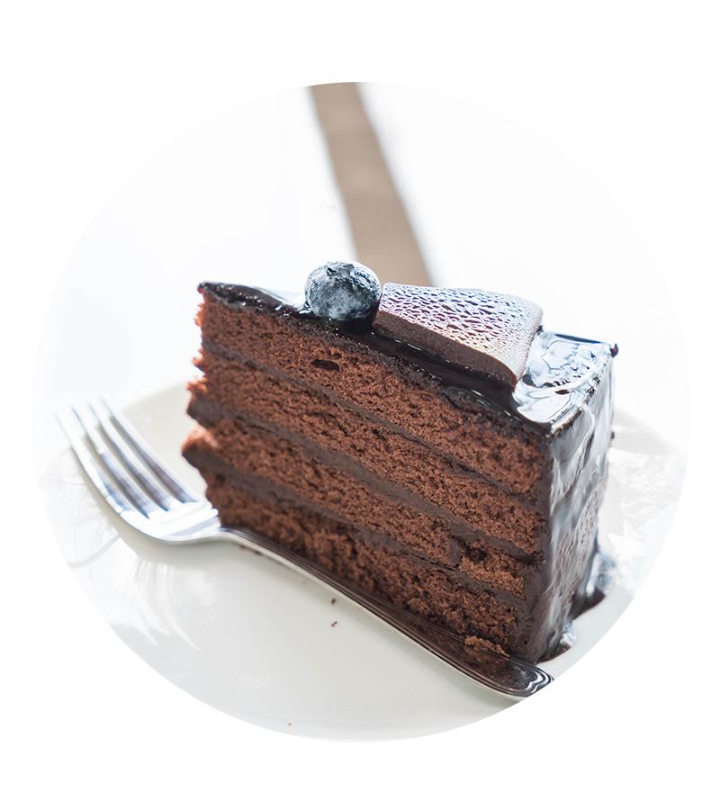 Choco parlour Cake