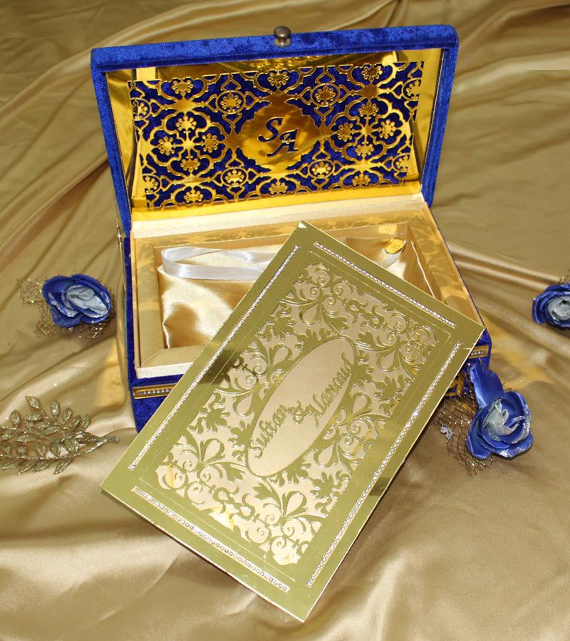 wedding invitation boxes wholesale india